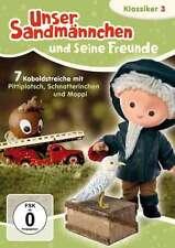UNSER SANDMÄNNCHEN & seine Freunde PITTIPLATSCH.. Koboldstreiche DVD Teil 3 NEU