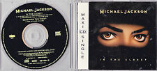 MAXI CD MICHAEL JACKSON IN THE CLOSET 4 VERS. + REMEMBER THE TIME 1992