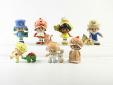 Strawberry Shortcake 7 x Figuren Emily Erdbeer