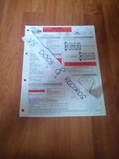 FICHE TECHNIQUE AUTOMOBILE RTA MAZDA 626 2.0 i 116 ch 07.97  (CL 15)
