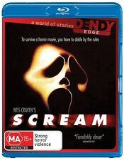 Scream (Blu-ray, 2009) Disc only no cover
