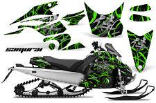 Yamaha FX Nytro 08-14 Graphics Kit CreatorX Snowmobile Sled Decals SAMURAI GB