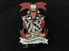 Disney Haunted Mansion Nightmare Before Christmas Scary Teddy 13 treats pin le