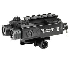 Tactical Green Laser System Sight w/ Infrared Laser & Combo Mode - 2L1-GIR