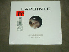 Lapointe Ailleurs, Vol. 2 sealed
