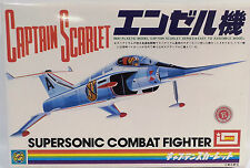 CAPTAIN SCARLET : ANGEL INTERCEPTOR SUPERSONIC COMBAT FIGHTER MODEL KIT BY IMAI