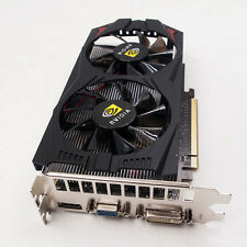 Video Graphics Card NVIDIA GeForce GTX750TI 1GB DDR5 PCI-Express HDMI VGA DVI