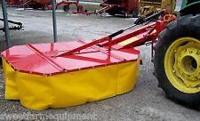 New Tar River BDR165-5.5ft. Drum Mower No Hyd. Required! In Crate CAN SHIP CHEAP