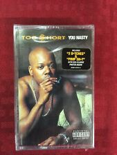 Too $hort - You Nasty - Cassette New Sealed Rare OG RAP