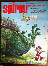 a) SPIROU n°2031; Spécial Boutons, 108 pages, 12 récits complets