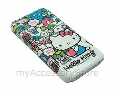 For iPhone 5 5s Hello Kitty Slim Hard Shell Phone Case Cover -Sanrio Licensed #3