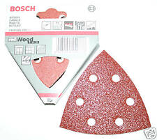 Bosch PMF180E RED Delta Sanding Pads for Wood