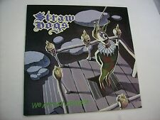 STRAW DOGS - WE ARE NOT AMUSED - LP VINYL 1986 EXCELLENT CONDITION