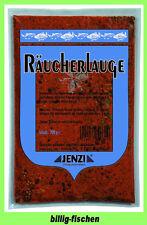 Jenzi~~Räucherlauge~~das Original~~Räuchern~~Lauge~~Fisch~~700 Gramm -10 Liter~~