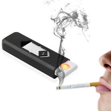 HOT KKU E USB Electronic Rechargeable Battery Flameless Cigar Cigarette Lighter