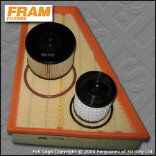 SERVICE KIT FORD S-MAX 2.0 TDCI FRAM OIL AIR FUEL FILTERS (2006-2010)