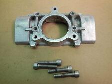 1992 KTM 300EXC Cylinder power valve holder flange cover 92 300 EXC