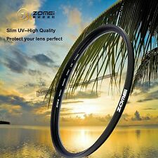 Zomei 82mm Slim UV filter UltraViolet Lens protector for Canon Nikon Camera Lens