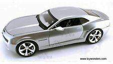 1:18 New in Box Jada DUB CITY 40th Anniversary Chevy Camaro Concept  (Silver)