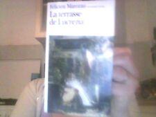 Felicien Marceau pour La terrasse de Lucrezia