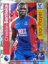 72 Christian Benteke STAR PLAYER 2016/2017 Topps Merlin Premier League sticker