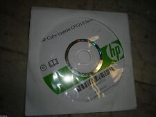 New ! Genuine HP CP1210 Series Printer CD Software Driver Utilities CC376-60102