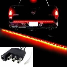 60 Inches LED Tail Light Bar Backup Reverse Brake Red/White For SUV Pickup Trunk
