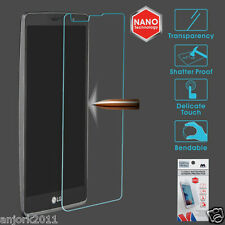 5 LAYER SHATTER-PROOF NANO COATING SCREEN PROTECTOR FOR LG STYLO 2 LS775 K520