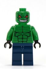 LEGO BATMAN ORIGINAL RETIRED 2006 KILLER CROC Minifig Minifigure Figure 7780
