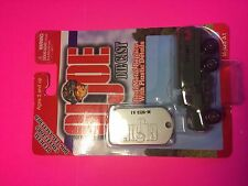 2001 MAISTO GI JOE US ARMY TRUCK (M-923 A1) WITH DOG TAG  - SERIES I DIECAST