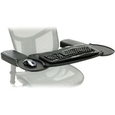 ERGOGUYS Mobo Chair Mount Ergo Keyboard & Mouse Tray System By CT6597 NEW