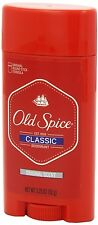 Old Spice Classic Deodorant Stick, Original 3.25 oz, New