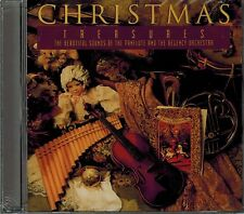 REGENCY ORCHESTRA CHRISTMAS TREASURES - BEAUTIFUL PANFLUTE SOUNDS- NEW SEALED CD