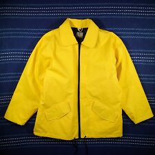 ROBERTA DI CAMERINO Waterproof Men's Jacket size XL Yellow Authentic XX01
