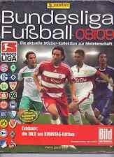 Panini Bundesliga 2008/09 aus Liste 20 Sticker aussuchen aus fast allen