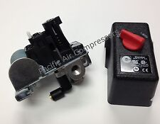 CW212201AV  CAMPBELL HAUSFELD UNIVERSAL PRESSURE SWITCH AIR COMPRESSOR PARTS