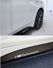 BMW F30 M Performance x 2 Lato adesivi Decalcomanie Grafica In Vinile 1 3 & 5