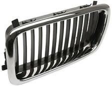 BMW 7 SERIES E38 94-98 FRONT LEFT GRILLE KIDNEY BLACK CHROME 51138125811