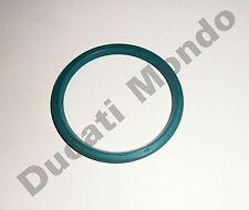 Front wheel speedo drive plate seal Ducati 748 916 996 998 ST2 ST4 SS 750 900 ie