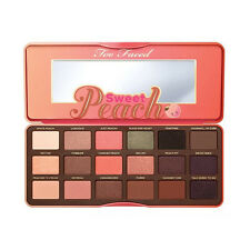 18 Colors Too Faced Shimmer Sweet Peach Cosmetic Eyeshadow Palette Makeup Set