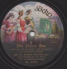 Robert Nästlberger vom Theater an der Wien : Die kleine Bar