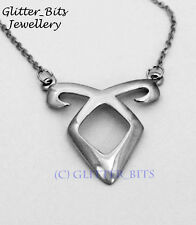 MORTAL INSTRUMENTS ANGELIC POWER RUNE NECKLACE SHADOWHUNTER CLARY JACE ALEC