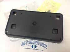 2005-2008 Dodge Magnum Front Bumper LICENSE PLATE BRACKET Kit new OEM 4805955AA