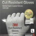 3M Premium Cut Resistant Gloves Level-5 Cut Proof Safety Kevlar Butcher Work