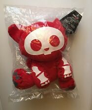 SKELANIMALS Cute As Hell KIT Plush SDCC Exclusive NEW SERIES 1 Toynami
