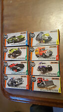 Matchbox Superfast 2017 Power Grabs BOXED 8 models Case B Hudson Police Ford