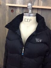 Mountain Hardwear Down Jacket Womens Puffer Fleece Lined Warm Winter Sz Large