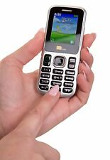 TTsims TT130 Dual Sim Mobile Phone - Red O2 PAYG Cheapest Camera Bluetooth NEW