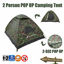 2 Person Camping Tent UV Protection Speedy Pop Up Water Proof
