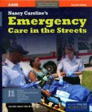 Nancy Caroline's Emergency Care In The Streets 2 Volume set Orange Book